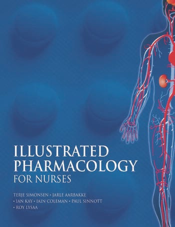 Illustrated Pharmacology for Nurses book cover