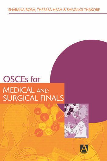 OSCEs for Medical and Surgical Finals book cover