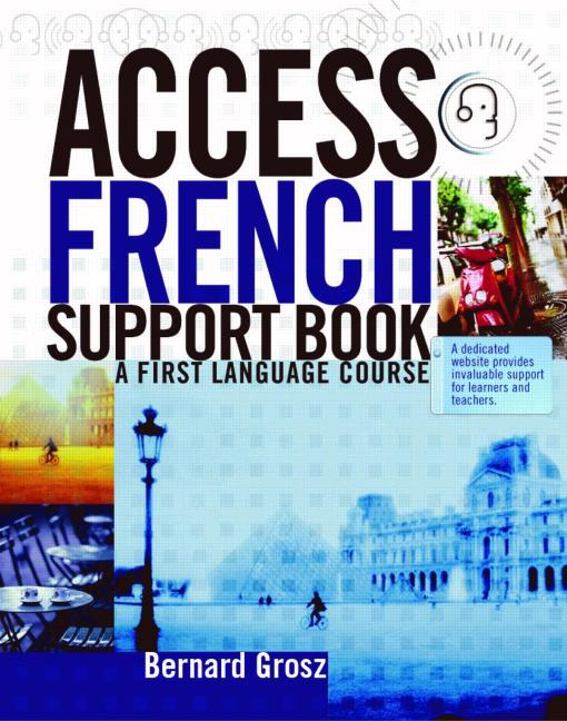Access French CD & Transcript Pack book cover
