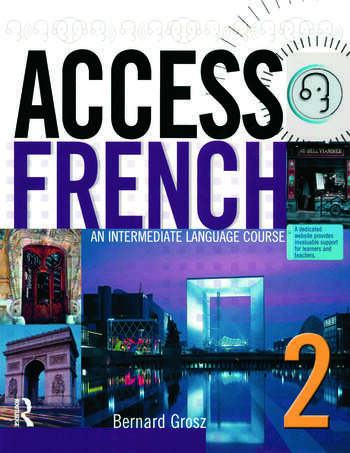 Access French 2 An Intermediate Language Course (BK) book cover