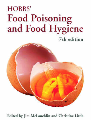 Hobbs' Food Poisoning and Food Hygiene book cover