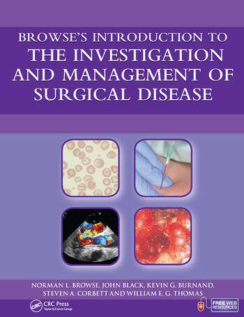 Browse's Introduction to the Investigation and Management of Surgical Disease book cover