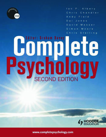 Complete Psychology book cover
