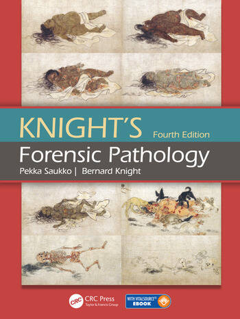 Knight's Forensic Pathology Fourth Edition book cover