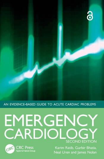 Emergency Cardiology book cover