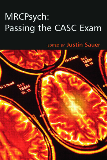 MRCPsych: Passing the CASC Exam book cover
