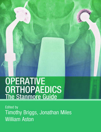 Operative Orthopaedics: The Stanmore Guide book cover