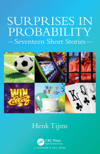 Surprises in Probability Seventeen Short Stories book cover