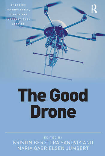 The Good Drone book cover