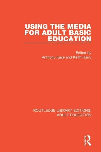 Using the Media for Adult Basic Education book cover