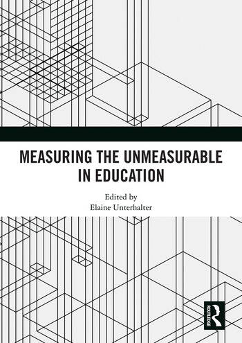 Measuring the Unmeasurable in Education book cover