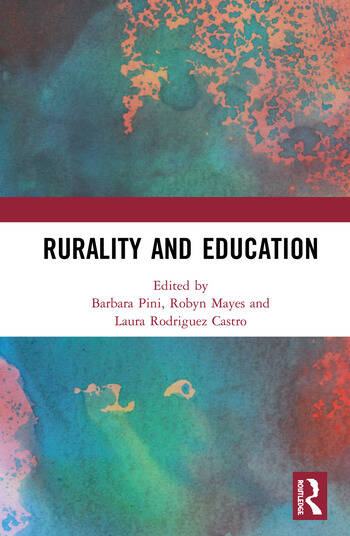 Rurality and Education book cover