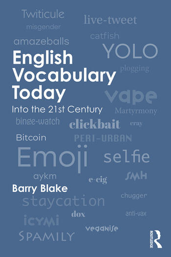 English Vocabulary Today Into the 21st Century book cover