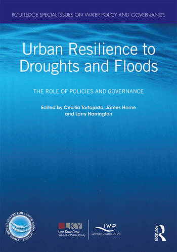 Urban Resilience to Droughts and Floods The Role of Policies and Governance book cover