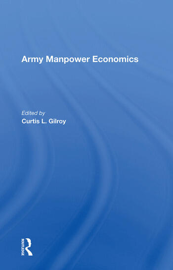 Army Manpower Economics book cover