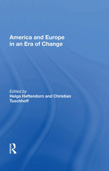 America and Europe in an Era of Change book cover