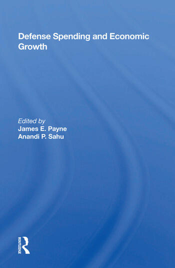 Defense Spending and Economic Growth book cover