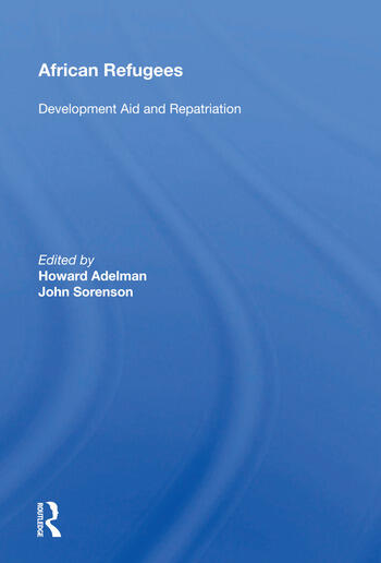 African Refugees Development Aid and Repatriation book cover