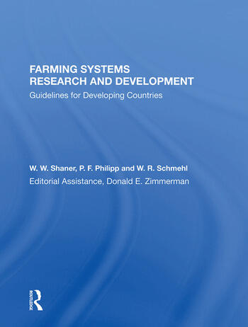 Farming Systems Research And Development Guidelines For Developing Countries book cover