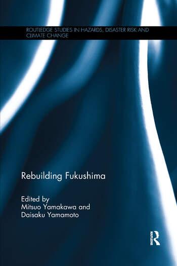 Rebuilding Fukushima book cover