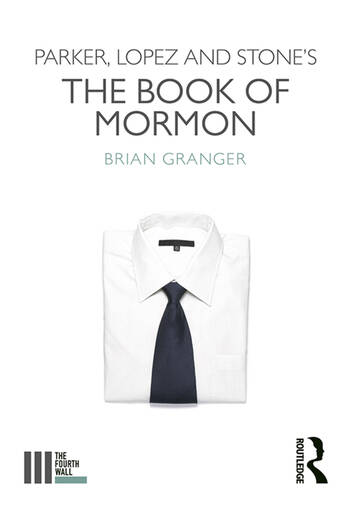 Parker, Lopez and Stone's The Book of Mormon book cover
