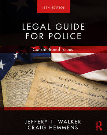 Legal Guide for Police Constitutional Issues book cover