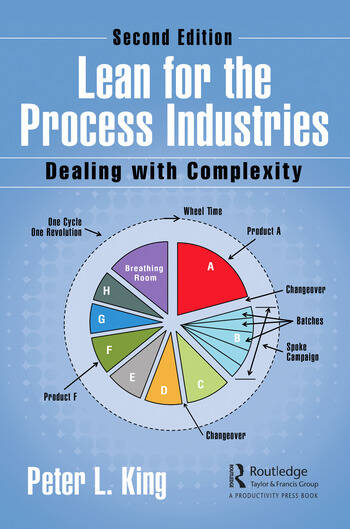 Lean for the Process Industries Dealing with Complexity, Second Edition book cover
