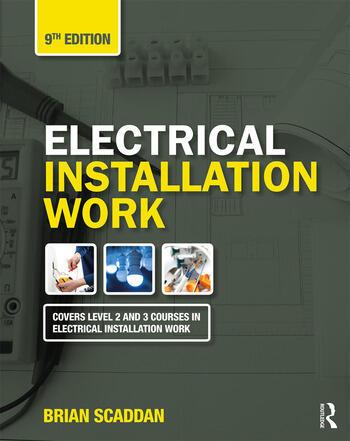 Electrical Installation Work, 9th ed book cover