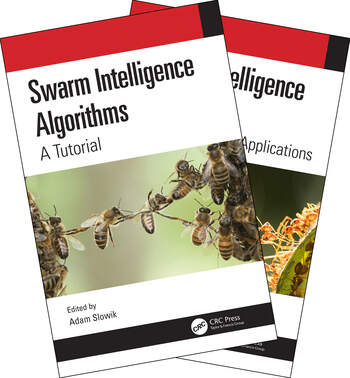 Swarm Intelligence Algorithms (Two Volume Set) book cover