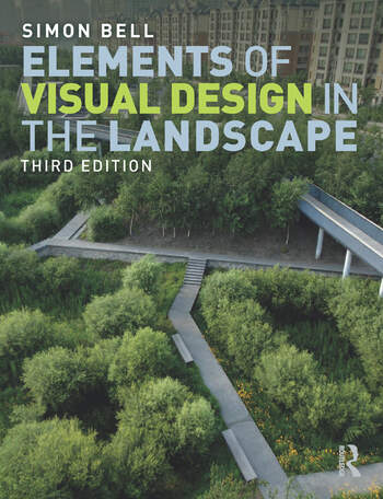 Elements of Visual Design in the Landscape book cover