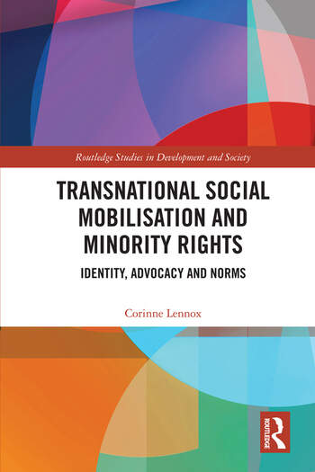 Transnational Social Mobilisation and Minority Rights Identity, Advocacy and Norms book cover