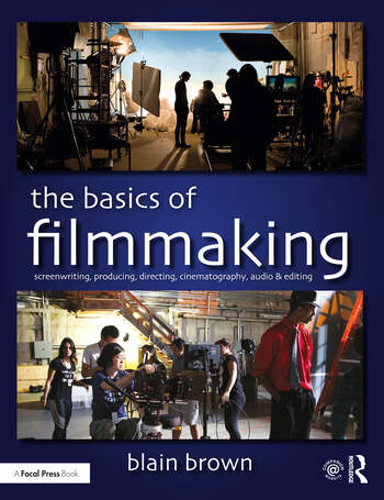 The Basics of Filmmaking book cover