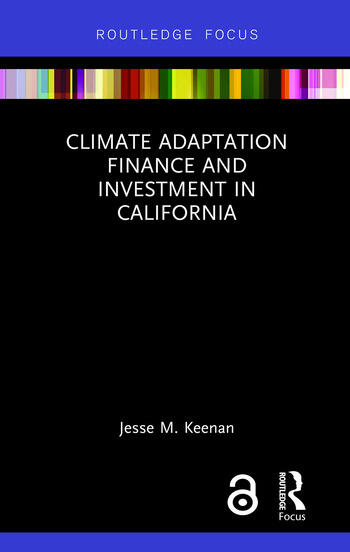 Climate Adaptation Finance and Investment in California book cover