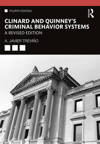 Clinard and Quinney's Criminal Behavior Systems A Revised Edition book cover