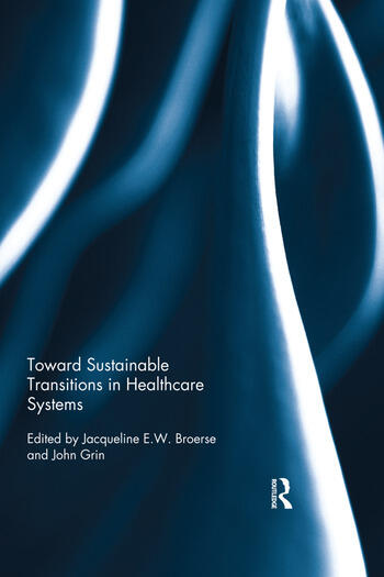 Toward Sustainable Transitions in Healthcare Systems book cover