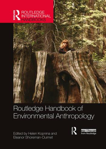 Routledge Handbook of Environmental Anthropology book cover