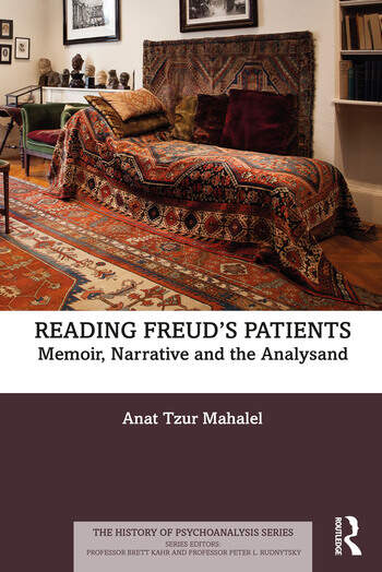 Reading Freud's Patients Memoir, Narrative and the Analysand book cover