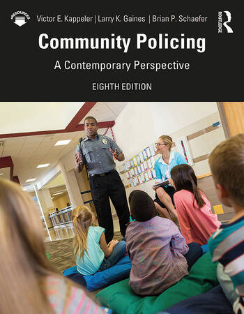 Community Policing A Contemporary Perspective book cover