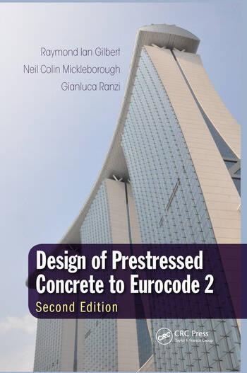 Design of Prestressed Concrete to Eurocode 2 book cover