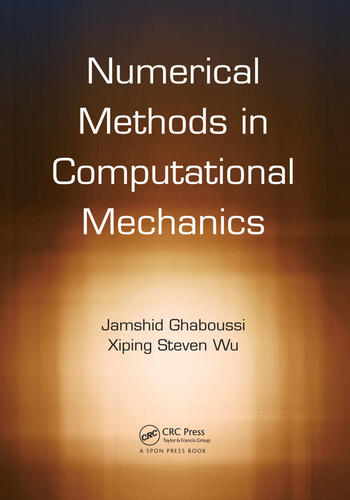 Numerical Methods in Computational Mechanics book cover