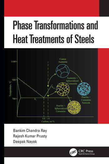 Phase Transformations and Heat Treatments of Steels book cover
