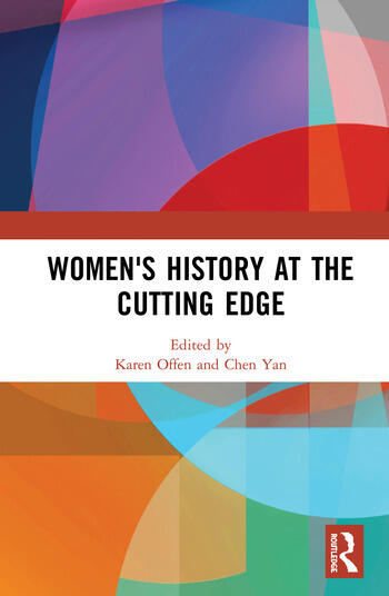 Women's History at the Cutting Edge book cover