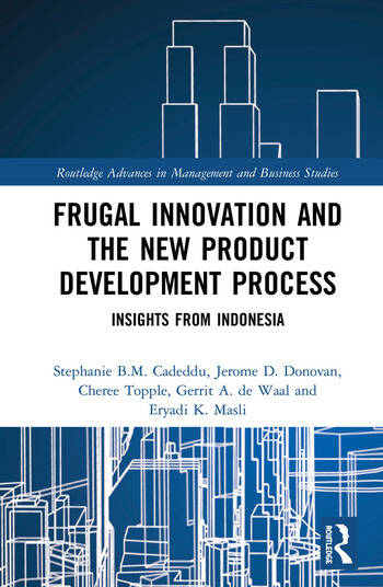 Frugal Innovation and the New Product Development Process Insights from Indonesia book cover