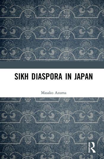 Sikh Diaspora in Japan book cover