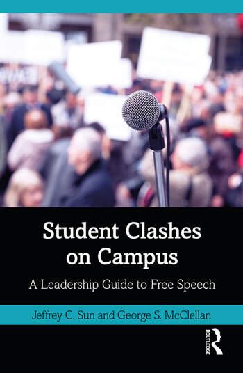 Student Clashes on Campus A Leadership Guide to Free Speech book cover