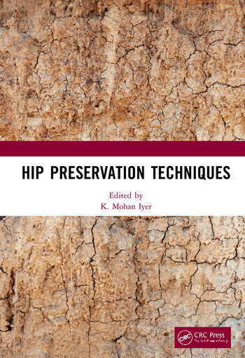Hip Preservation Techniques book cover