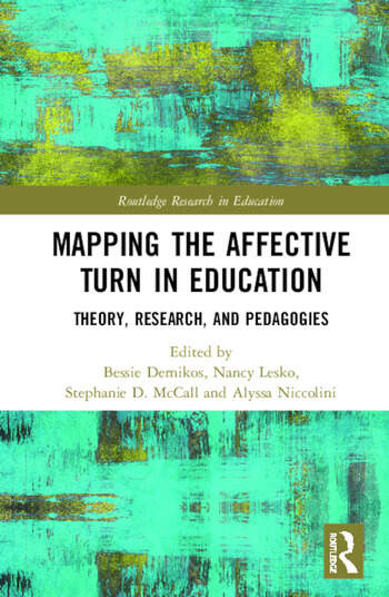 Mapping the Affective Turn in Education Theory, Research, and Pedagogy book cover