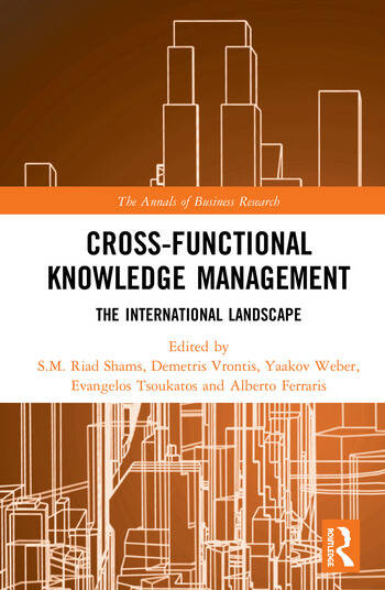 Cross-functional Knowledge Management The International Landscape book cover