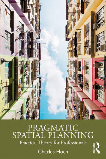 Pragmatic Spatial Planning Practial Theory for Professionals book cover