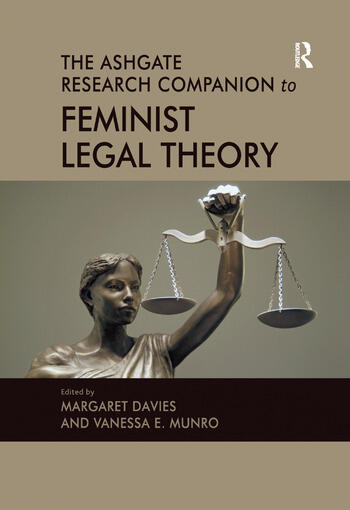 The Ashgate Research Companion to Feminist Legal Theory book cover